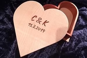 Herzdose C&K
